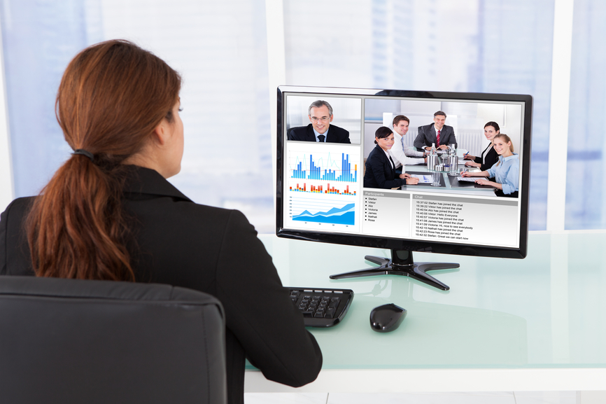 Virtual meetings are more effective with Web Based Video Conferencing