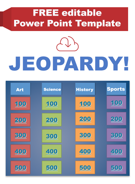 jeopardy template download